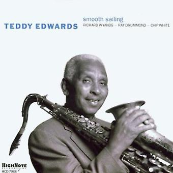 Teddy Edwards - Smooth Sailing [CD] USA import