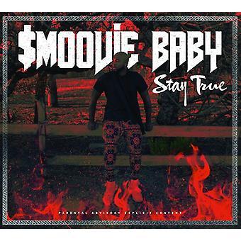 Smoovie Baby - Stay True [CD] USA import