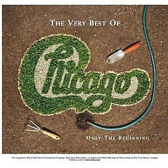 Chicago - Very Best of Chicago: bara början [CD] USA import