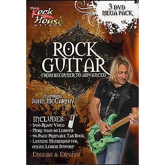 Rock Guitar Mega Pack [DVD] USA import