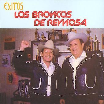 Los Broncos De Reynosa - Exitos De Los Broncos De Reynosa [CD] USA import