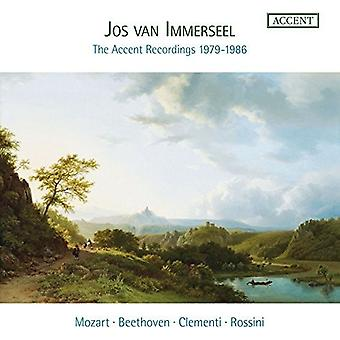 Clementi, M. / Mozart, W. / Immerseel, Van Jos - Jos Van Immerseel - Accent Recordings 1979-1986 [CD] USA import