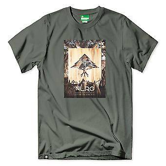 LRG Ya gehoord T-shirt groen
