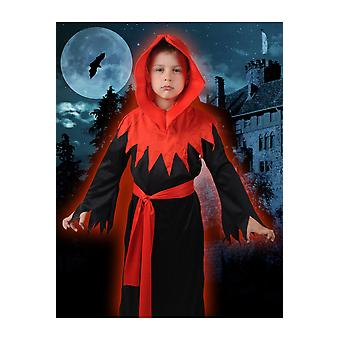 Infantiles disfraces niños terror fantasma