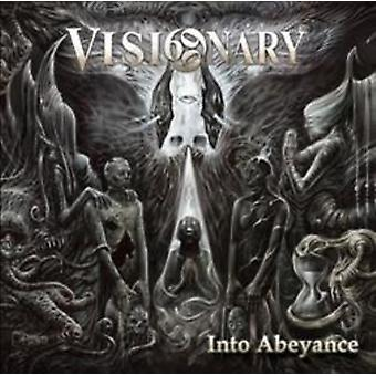 Visionary 666 - Into Abeyance [CD] USA import