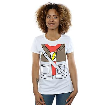 Big Bang Theory Women's Sheldon Cooper Costume T-Shirt