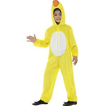 Animal kostumer gule ænder kostume til børn