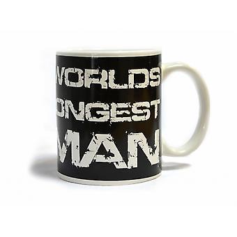 Worlds Strongest Man Official Mug