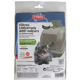 Agrobiothers Anti-Odour Filters (Cats , Grooming & Wellbeing , Covered Litter Trays)