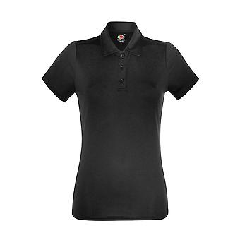 Fruit Of The Loom Ladies Lady-Fit Performance Polo Shirt