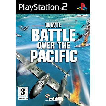 WWII Battle over the Pacific (PS2) - New Factory Sealed