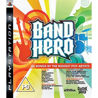Band Hero - Game Only (PS3) - Factory Sealed