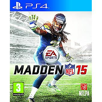 Madden NFL 15 (PS4) - New