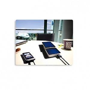 SolarWorld SunCharger 3-in-1 network solar power and battery 1,200 mAh for all USB devices