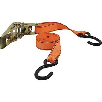 Petex 43192735 Double strap Low lashing capacity (single/direct)=350 daN (L x W) 5 m x 25 mm