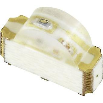 Everlight Opto 12-22SDRUGC/S530-A2/TR8 SMD LED (multi-colour) Non-standard Red, Green 30 mcd, 16 mcd 120 ° 20 mA 2.1 V, 2 V Tape cut
