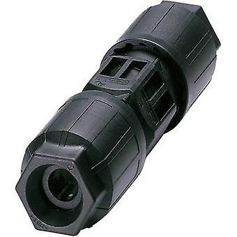 Phoenix Contact 1403838 Bullet johto liitin (liittimet) sarja: QUICKON nastat määrä: 4 + PE 1 PCs()
