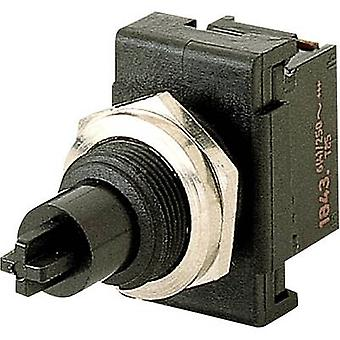 Marquardt 1841.6101 Pushbutton switch 250 V AC 6 A 1 x Off/On IP40 latch 1 pc(s)