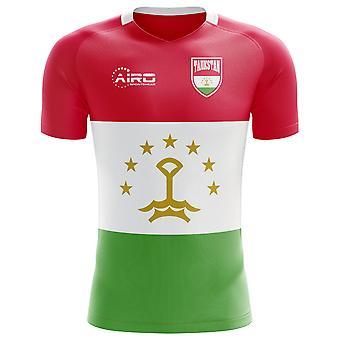 2020-2021 Tajikistan Home Concept Football Shirt - Kids
