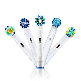 80-Pack Toothbrush heads compatible with Oral-B