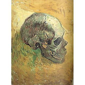 Skull,Vincent Van Gogh,43x31cm