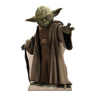 Yoda - Star Wars Lifesize papp åpning / Standee