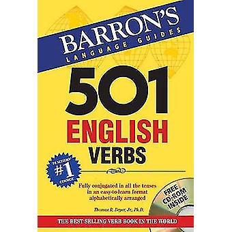 501 verbes anglais (3e édition) par Thomas R. Beyer - Bo 9781438073026