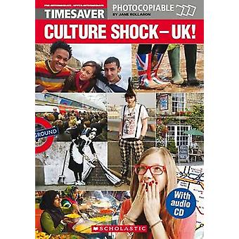 Culture Shock - UK! by Jane Rollason - 9781910173367 Book