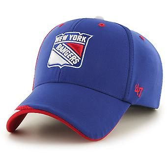 47 fire Adjustable Cap - ZONE MPV New York Rangers