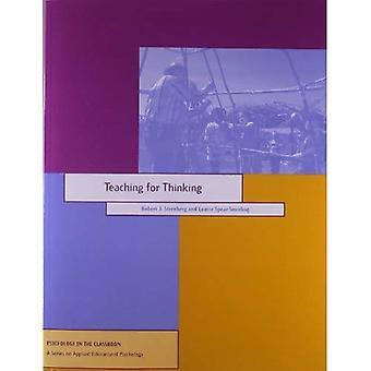 Undervisning för tänkande (psykologi i klassrummet)