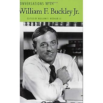 Conversations with William F. Buckley Jr (Literary Conversations)