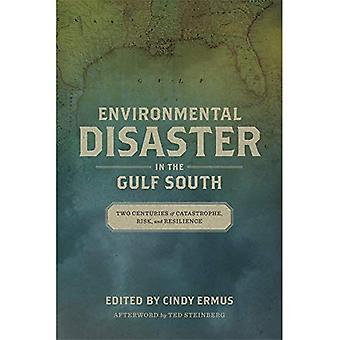 Milieuramp in het zuiden van de Golf: twee eeuwen van catastrofe risico en veerkracht (natuurlijke wereld van het zuiden van de Golf)