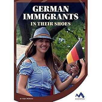 German Immigrants: In Their� Shoes (Immigrant Experiences)