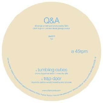 Q&a - Tumbling Cubes [Vinyl] USA import
