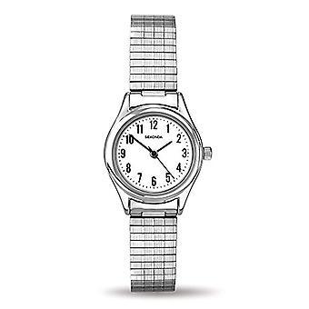Sekonda wristwatch, female, stainless steel, Silver (3)