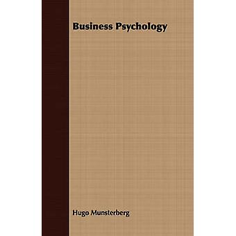 Business Psychology by Munsterberg & Hugo