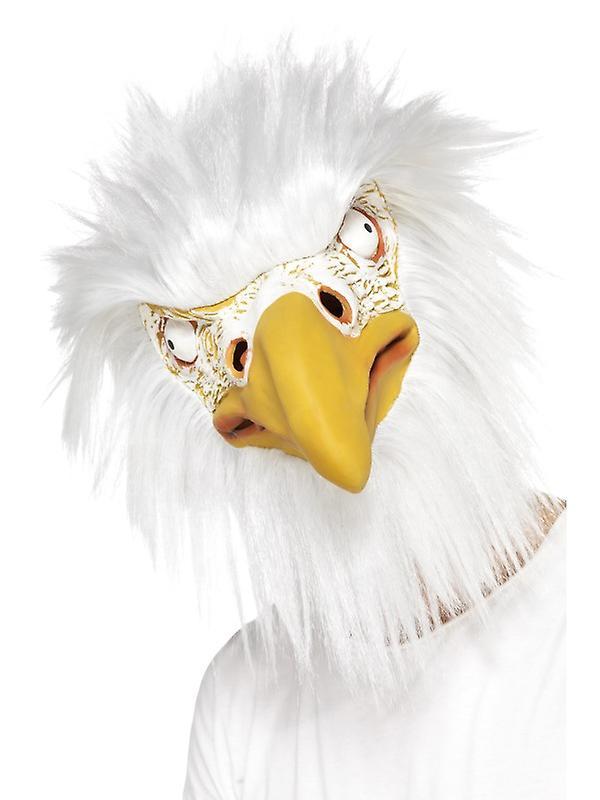 Eagle Maschera lattice maschera completa deluxe uccello aquila USA maschera carnevale