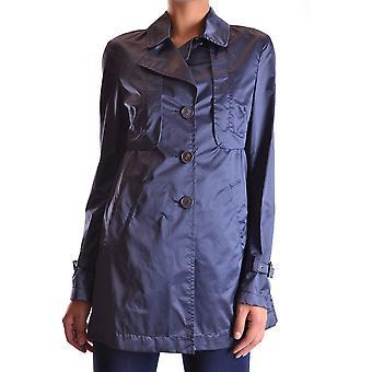 Geospirit Ezbc203017 Women's Blue Nylon Outerwear Jacket