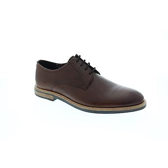 Ben Sherman Birk Plain Toe Mens Brown Casual Lace Up Oxfords Chaussures