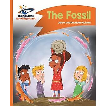 Reading Planet - The Fossil - Orange - Comet Street Kids by Adam Guill