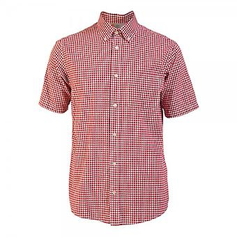 Carhartt Short Sleeve Gibson Check Shirt