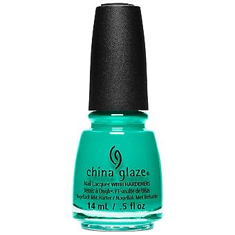 China Glaze Nail Polish Collection - Vêtements actifs Don't Care (84154) 14ml