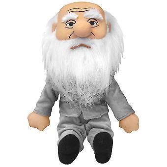 Peluche - Piccolo Pensatore - Darwin Soft Doll Giocattoli Regali concessi in licenza Nuovo 0030
