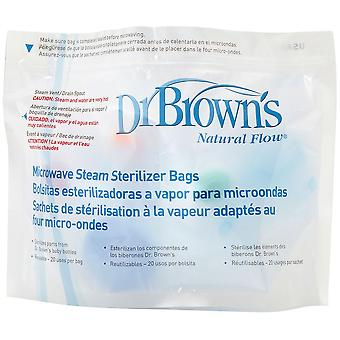 Dr Brown's Options Microwave Steriliser Bag
