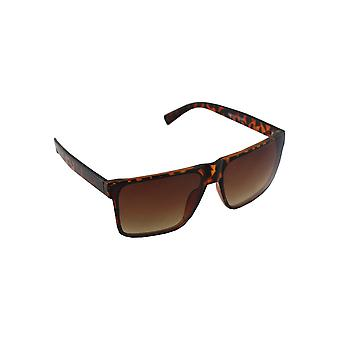 Men's Square Sunglasses - Leopard Bruin2594_4