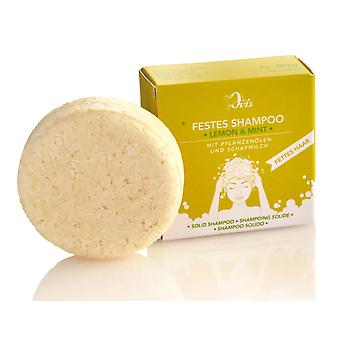 Ovis Fixed Shampoo Lemon & Mint oily hair with vegetable oils and sheep's milk without palm oil 50 g