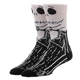 Nightmare Before Christmas Men's Casual Crew Socks