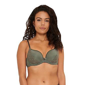 LingaDore 4228-1-219 Women's Jungle Dusty Olive Green T-Shirt Bra