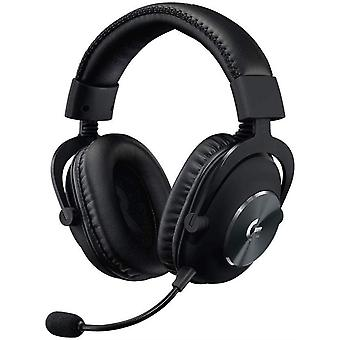 Logitech G PRO Gaming Headset Stereo (2nd Generation) Comfortable & Durable, PRO-G 50mm Audio Drivers (for PC, PS4, Switch, Xbox One, VR) - Black
