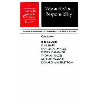 War and Moral Responsibility - A  -Philosophy and Public Affairs - Reade
